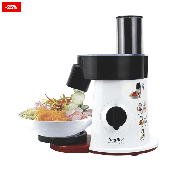 Electric Vegetable Chopper Food Processor For Your Kitchen