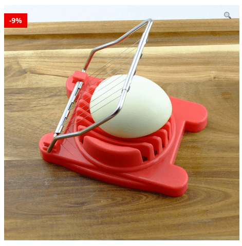 Egg Slicer As A Ideal Good Kitchen Tool
