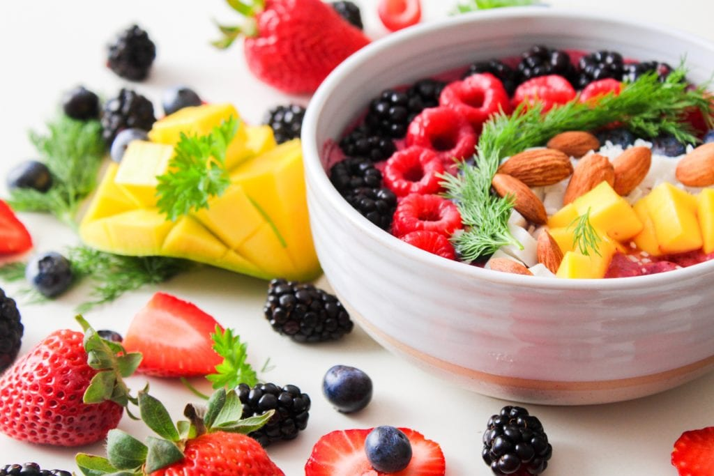 Balanced Low-Calorie Diet - The Fast Way To Lose Weight